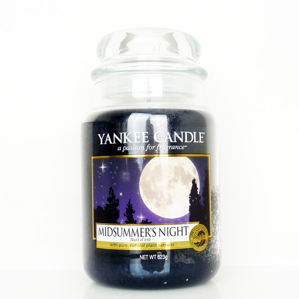 Yankee Candle Classic 623 g Jar Midsummers Night