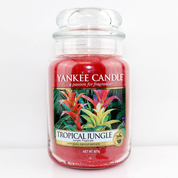 Yankee Candle Classic 623 g Jar Tropical Jungle
