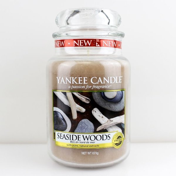 Yankee Candle Classic 623 g Jar Seaside Woods
