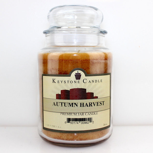 Keystone Candle Company Jar 655 g Autumn Harvest