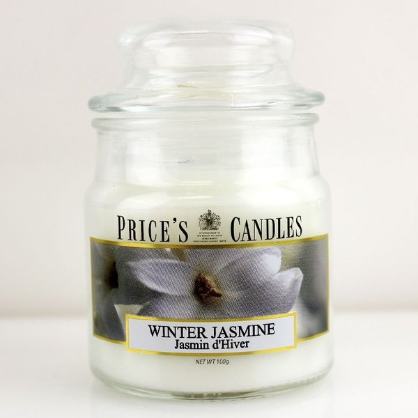 Price`s Patent Candles Limited Small Jar 100 g Winter Jasmine