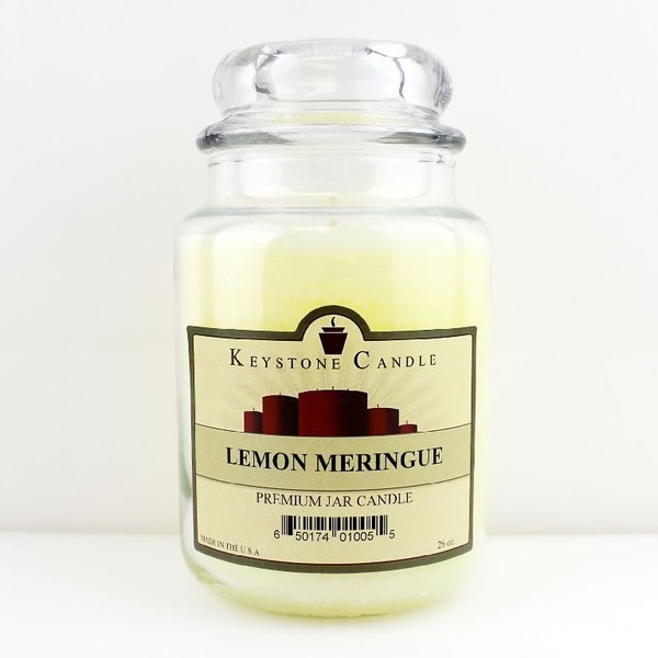 Keystone Candle Company Jar 655 g Lemon Meringue