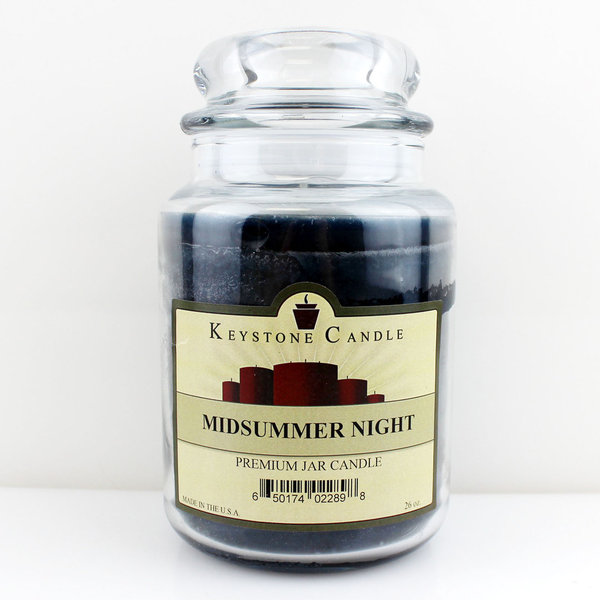 Keystone Candle Company Jar 655 g Midsummer Night