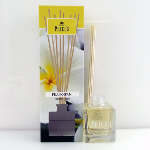 Price`s Patent Candles Limited Reed Diffuser Frangipani