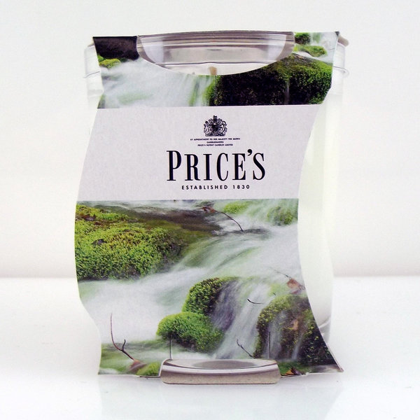 Price`s Patent Candles Limited Jar 170 g White Musk