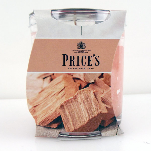 Price`s Patent Candles Limited Jar 170 g Sandalwood