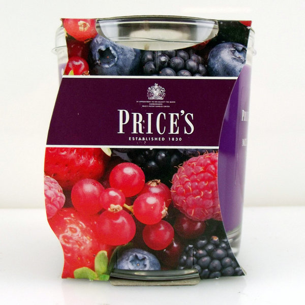 Price`s Patent Candles Limited Jar 170 g Mixed Berries