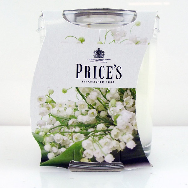 Price`s Patent Candles Limited Jar 170 g Lily of the Valley