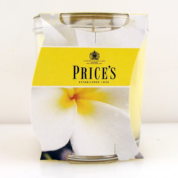 Price`s Patent Candles Limited Jar 170 g Frangipani